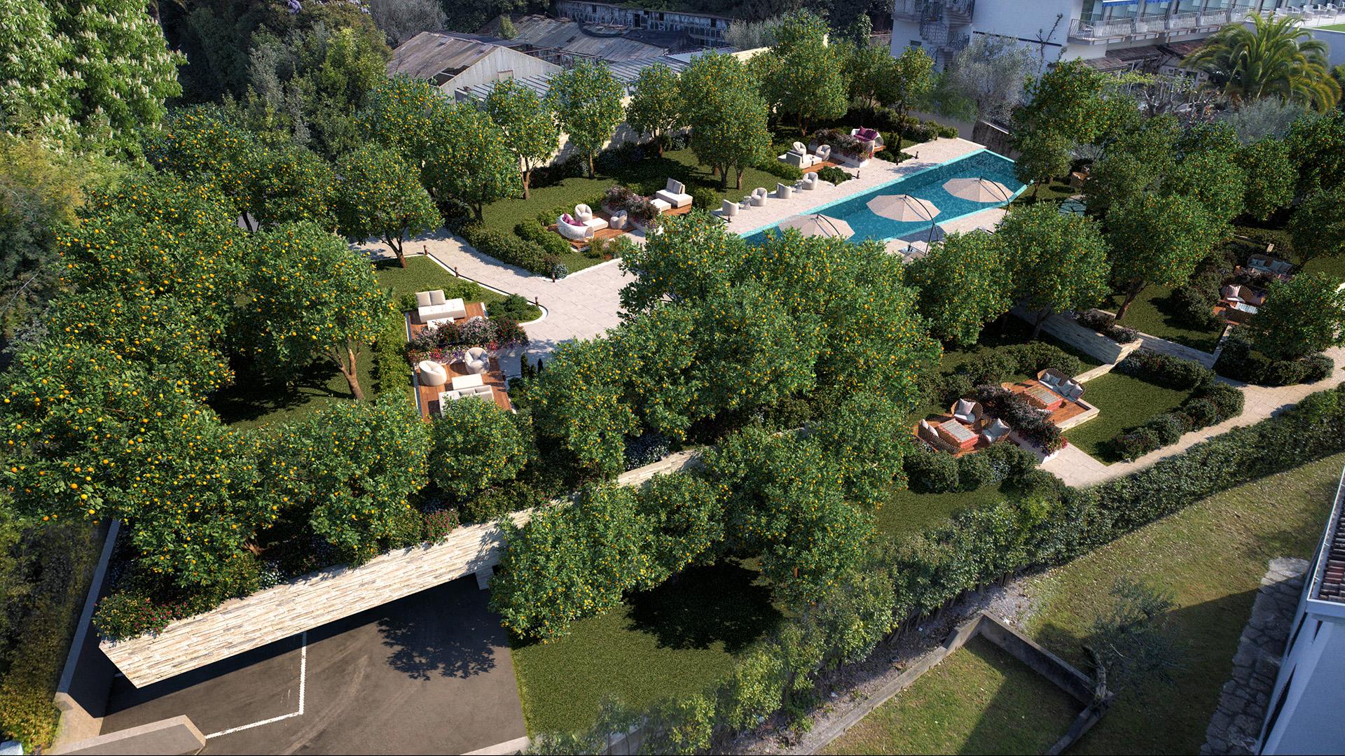 Studio Grafico Fattori Tobia - Hotel Olivi Sirmione