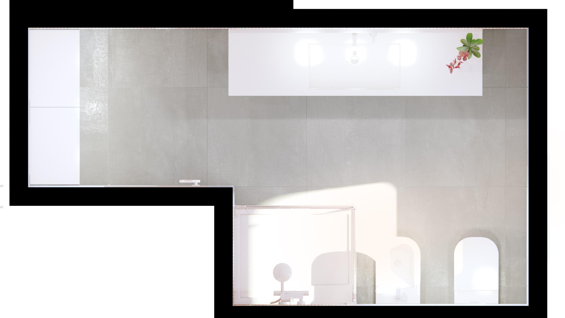 Studio Grafico Fattori_render interni_fotoinserimenti_pizzi ceramiche