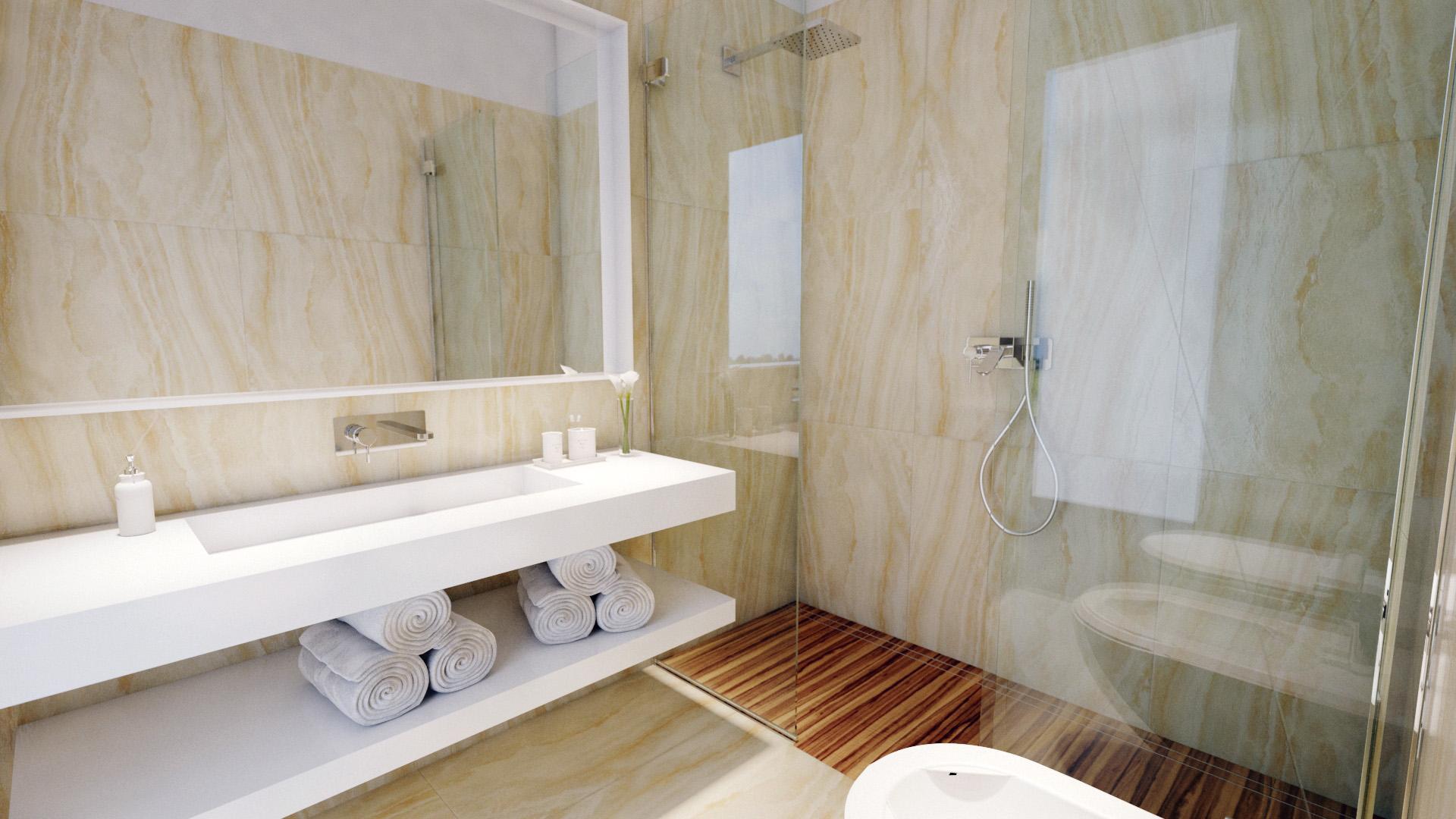Studio Grafico Fattori_render interni_fotoinserimenti_hotel olivi_pizzi ceramiche